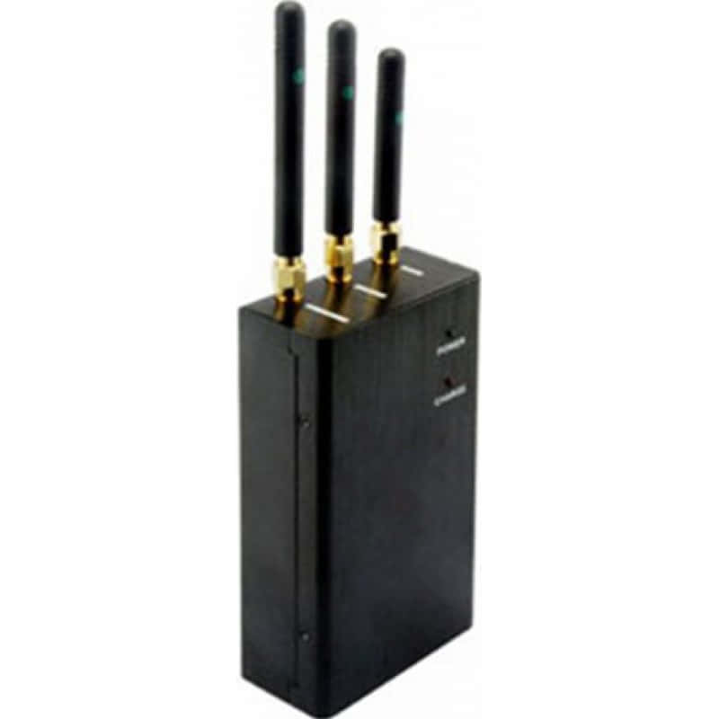 WiFi-Störsender Mobiler drahtloser Signalblocker Portable