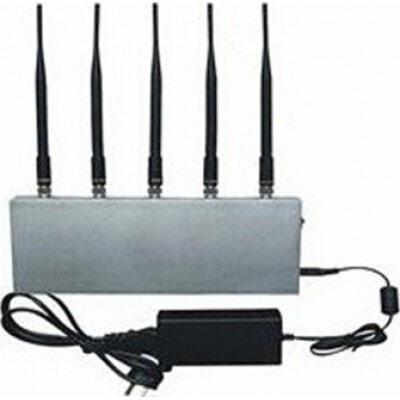 Bloqueadores de Audio/Voz Bloqueador de señal de audio UHF