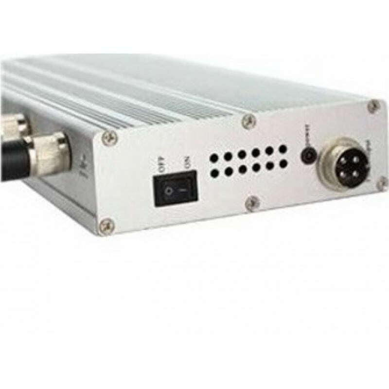 Audio-Voice-Störsender Audiosignal-Blocker UHF