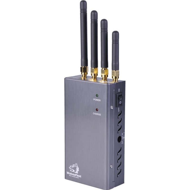 135,95 € Envoi gratuit | Bloqueurs de WiFi Caméras portables sans fil et bloqueur de signal audio Portable
