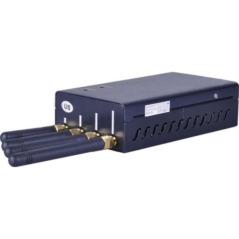 135,95 € 免费送货   WiFi干扰器 便携式无线摄像头和音频信号拦截器 Portable