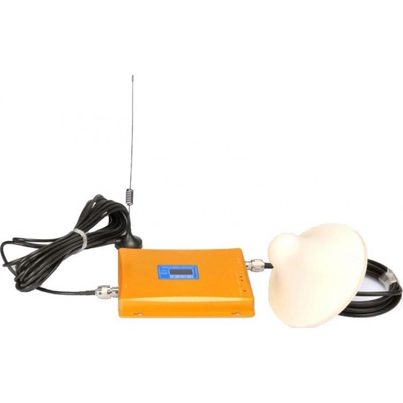 115,95 € Envío gratis | Amplificadores de Señal Amplificador de señal de doble banda de alta potencia GSM