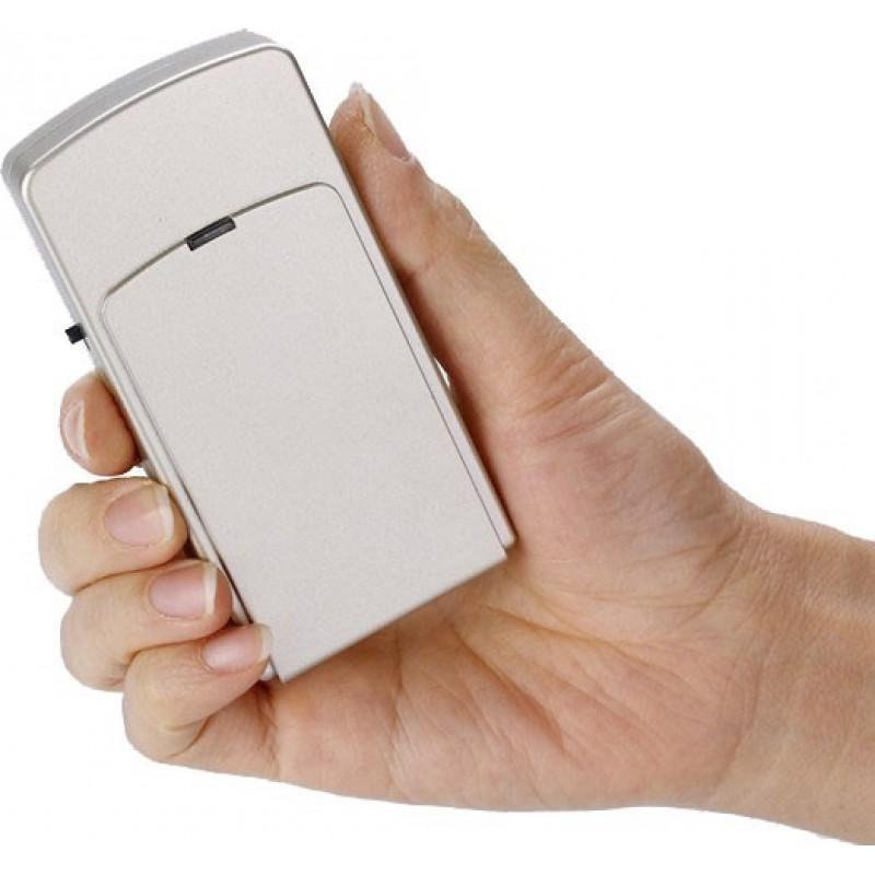 73,95 € 免费送货 | GPS干扰器 迷你便携式信号拦截器 GPS L1 Portable