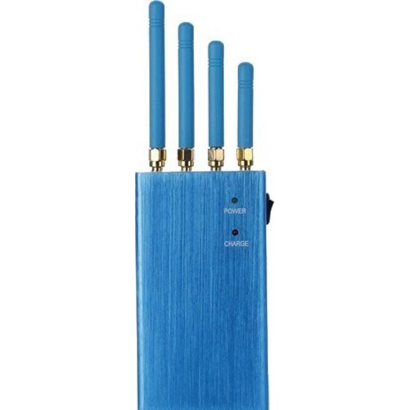 122,95 € Kostenloser Versand | GPS-Störsender Single-Band-Signalblocker GPS L1