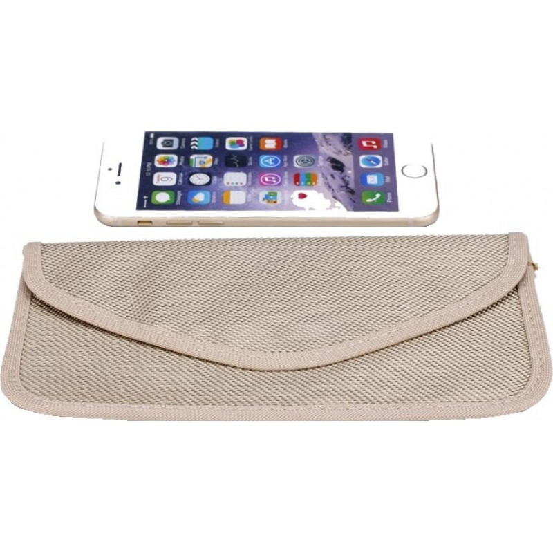 29,95 € Free Shipping   Jammer Accessories Cell phone signal blocker pouch bag. Anti-radiation. Anti-degaussing