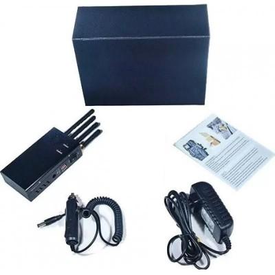 135,95 € Бесплатная доставка | Блокировщики WiFi Беспроводные камеры и блокиратор аудиосигнала