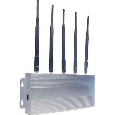 5 bands. Signal blocker