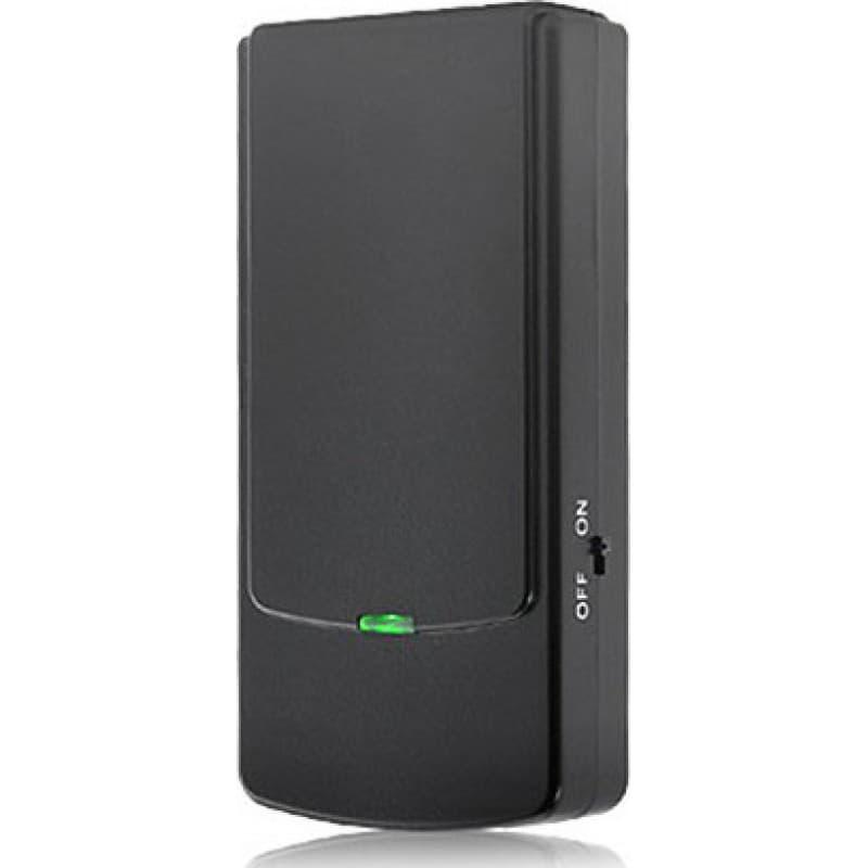 73,95 € Бесплатная доставка | Блокаторы мобильных телефонов Мини беспроводной блокиратор сигналов GSM