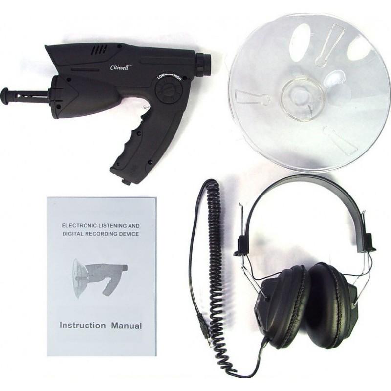 49,95 € 免费送货 | 信号探测器 仿生耳。 100米范围。优质耳机