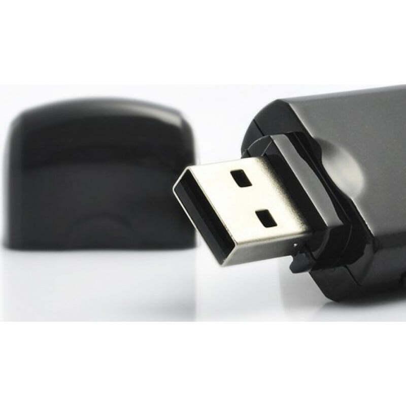 29,95 € Free Shipping   USB Drive Hidden Cameras USB shaped spy camera. Motion detection. 30 FPS 8 Gb 1600x1200
