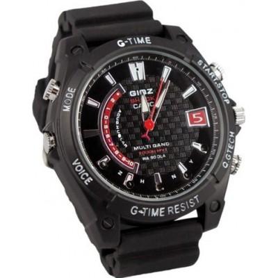 59,95 € Envío gratis | Relojes de Pulsera Espía Reloj con cámara espía. Impermeable. Cámara de visión nocturna. Grabador de video digital (DVR)