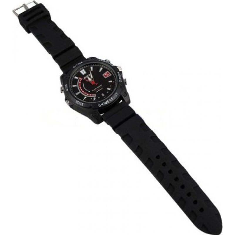 59,95 € Envoi gratuit | Montres à Bracelet Espion Montre caméra espion. Imperméable. Caméra de vision nocturne. Enregistreur vidéo numérique (DVR)