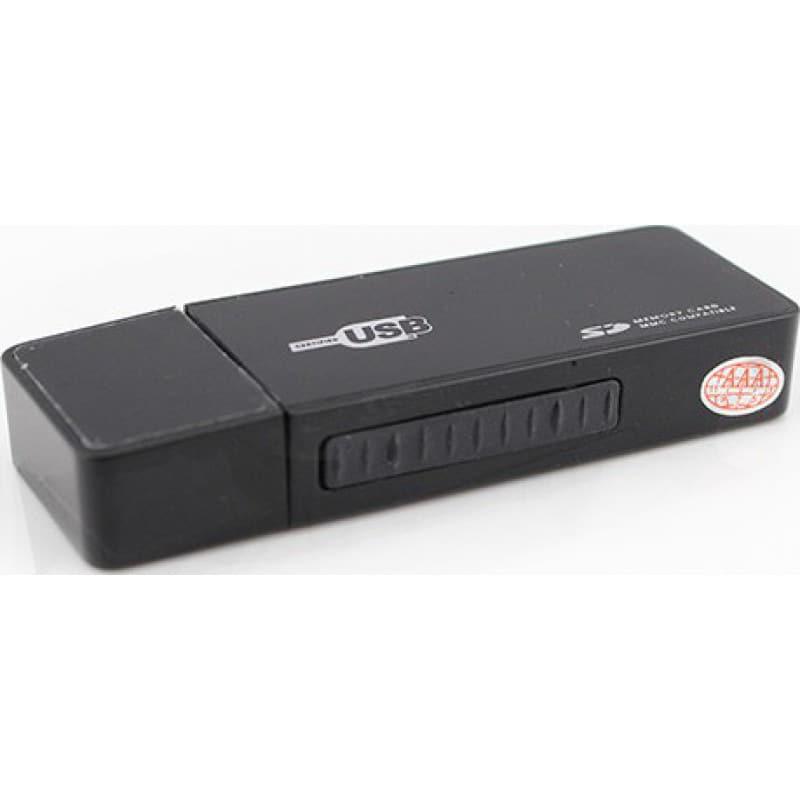 35,95 € Бесплатная доставка | USB-накопители Spy USB шпионская камера. Мини цифровой видеорегистратор (DVR). HD видеокамера. Скрытая камера. Определение движения. Автоматическая