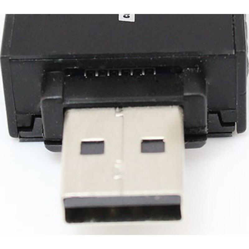 35,95 € Envoi gratuit | Clé USB Espion Caméra espion USB. Mini enregistreur vidéo numérique (DVR). Caméscope HD. Caméra cachée. Détection de mouvement. Enregistrement