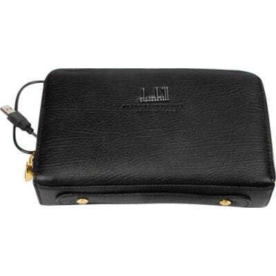 Briefcase bag with spy hidden camera. Surveillance Digital video recorder (DVR) 8 Gb