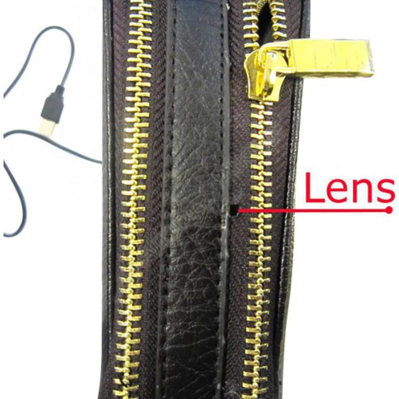 Autres Caméras Espion Sac porte-documents avec caméra cachée espion. Enregistreur vidéo numérique de surveillance (DVR) 8 Gb