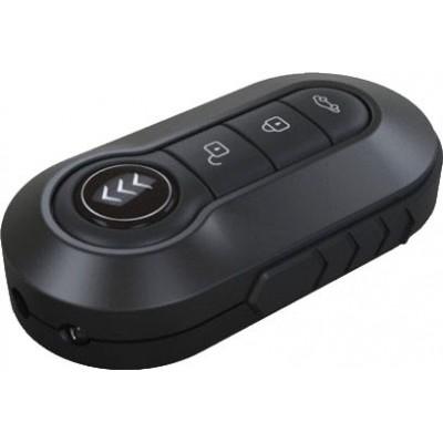 49,95 € Envío gratis | Llaves Espía Videocámara llave del coche. Grabador vÍdeo digital DVR. Visión infrarroja nocturna. Función de detección de movimiento. TF 1080P Full HD