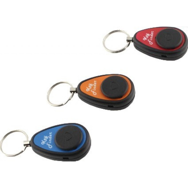 Hidden Spy Gadgets Credit card shaped. Wireless RF Anti-Lost set. 1 Transmitter and 3 receivers