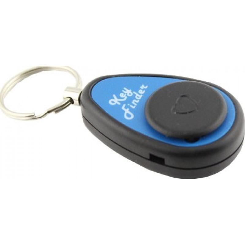 Versteckte Spionagegeräte Kreditkarte geformt. Wireless RF Anti-Lost-Set. 1 Sender und 3 Empfänger