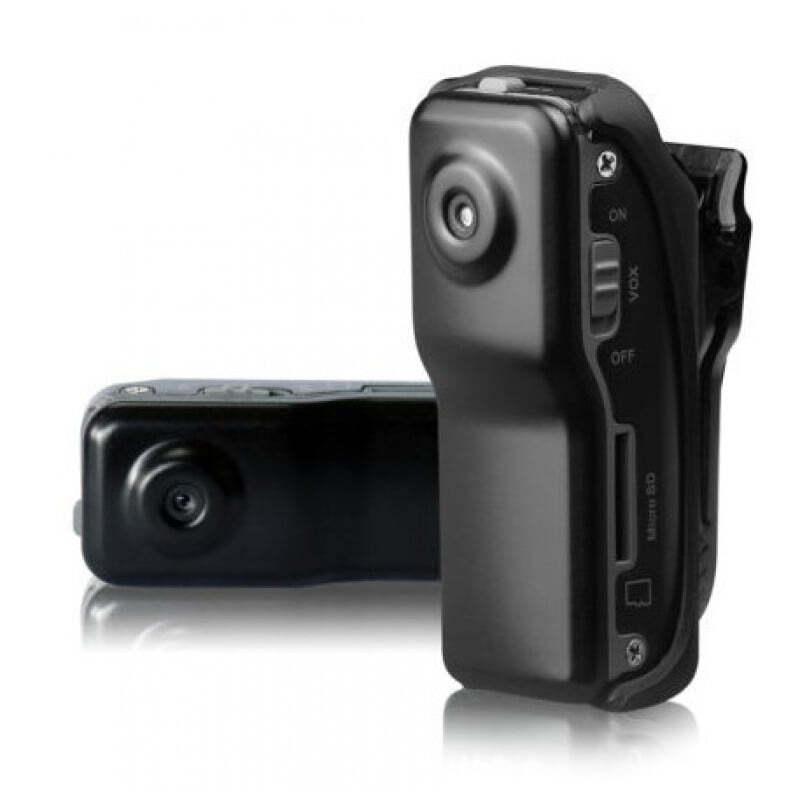 35,95 € Бесплатная доставка | Другие скрытые камеры Многофункциональная мини шпионская камера. Карманный цифровой видеорегистратор (DVR). Голос активирован. Спортивный шлем камера 720P HD