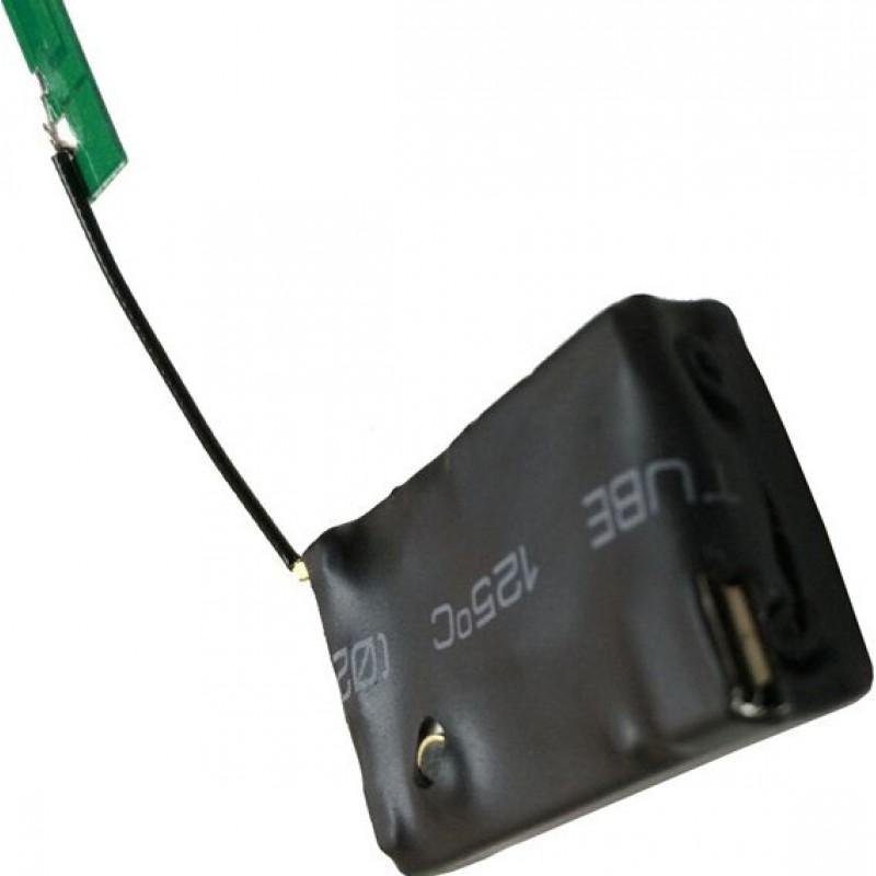 Détecteurs de Signal Double voie GSM Emetteur vocal. Mains libres. Mini écouteur. Ecouteur micro module GSM