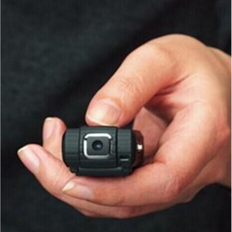 Другие скрытые камеры Клип в форме шпионской камеры. Вращающаяся линза. Цифровой видеорегистратор (DVR). Функция диктофона 8 Gb 720P HD