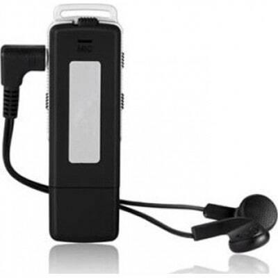 Détecteurs de Signal MP3 et enregistreur vocal multifonctions cachés. Fonction clé USB 8 Gb