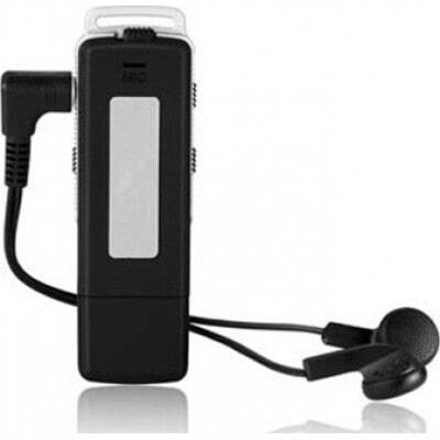 Hidden multifunctional MP3 and voice recorder. USB Drive function 8 Gb