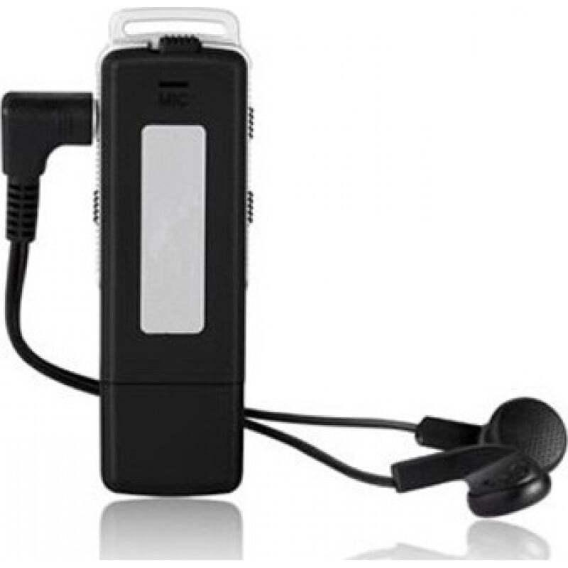 Signalmelder Versteckter multifunktionaler MP3- und Voice-Recorder. USB-Laufwerksfunktion 8 Gb