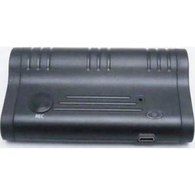 Voice activated audio recorder. Flashlight function. Magnetic absorption 8 Gb