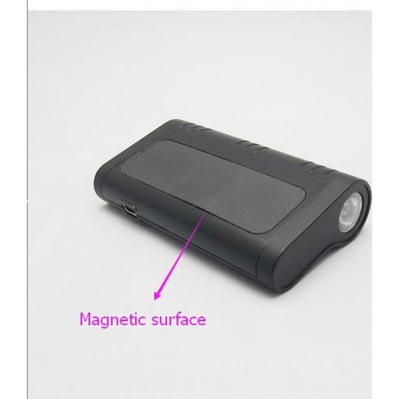 Signalmelder Sprachaktivierter Audio-Recorder. Taschenlampenfunktion. Magnetische Absorption 8 Gb