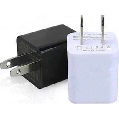 35,95 € Envío gratis | Detectores de Señal Detector antiespía con cargador de pared. Activación de voz. GSM / GPS Tracker. Detector de audio espía. Función de escucha