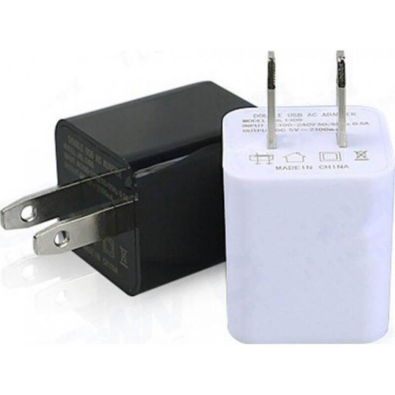 35,95 € Envoi gratuit | Détecteurs de Signal Détecteur anti-espion de chargeur mural. Activation vocale. Traqueur GSM / GPS. Détecteur audio espion. Fonction d'écoute avec r