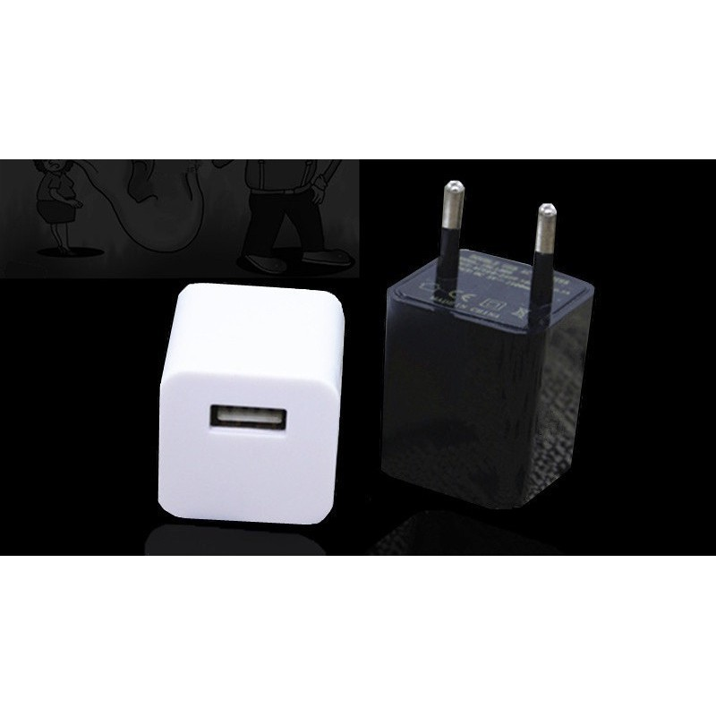 35,95 € Free Shipping | Signal Detectors Wall charger anti-spy detector. Voice activation. GSM/GPS Tracker. Spy audio detector. Listening function with call back