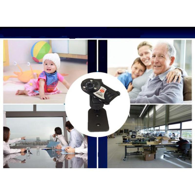 37,95 € Envoi gratuit | Autres Caméras Espion Mini caméra espion. Enregistreur vidéo numérique (DVR). Caméscope caché. Vision nocturne IR. Sport DV. Sans fil / WiFi / IP / We 480P HD