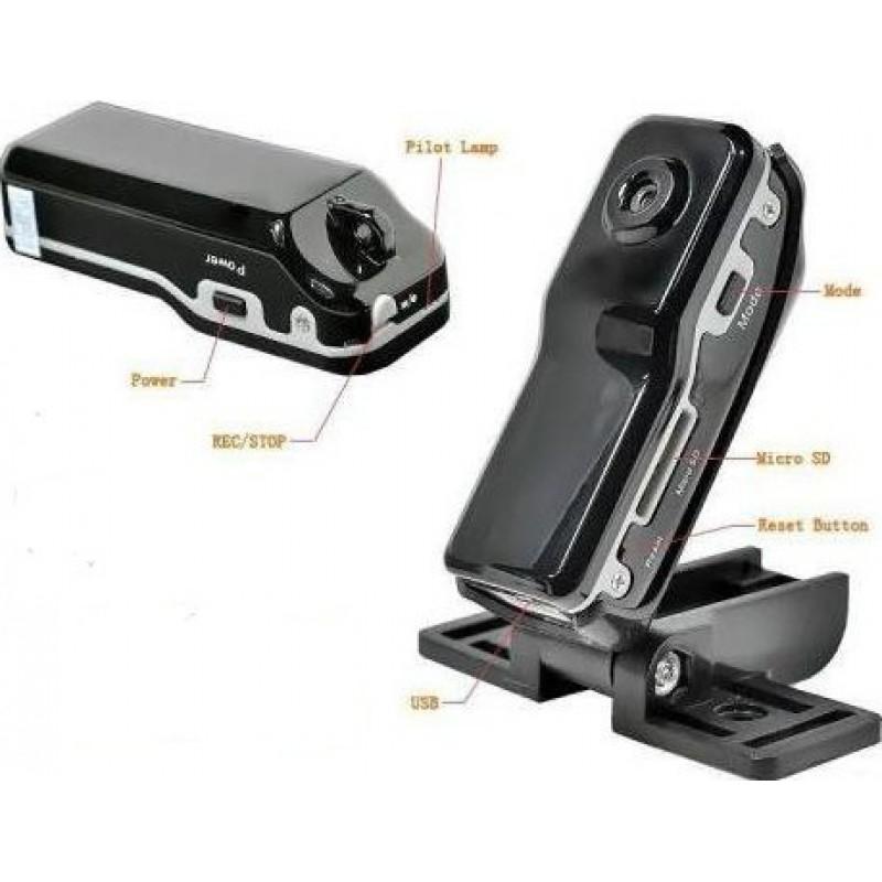 41,95 € Kostenloser Versand   Andere versteckte Kameras Mini-Spionagekamera. Clip-on-Stil. Sound aktiviert. Drahtloser / WiFi-Camcorder