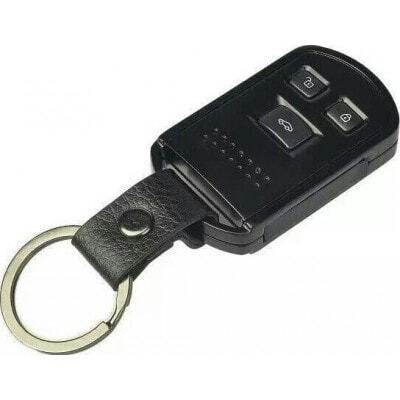 54,95 € Бесплатная доставка | Шпионские ключи Ключ от машины в форме пульта. Мини шпионская камера. DVR Цифровая видеозапись. Определение движения. ИК инфракрасное ночное вид 1080P Full HD