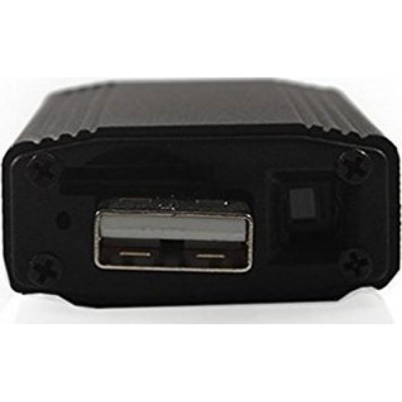 39,95 € Envío gratis | Otras Cámaras Ocultas Encendedor con cámara espía. Grabador de vídeo (DVR). Función de encendedor real. Función de linterna. Disco U 1080P Full HD
