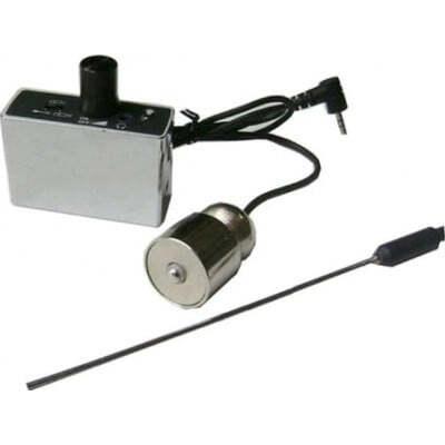 57,95 € Envio grátis | Detectores de Sinal Detector de voz para microfone de parede anti-espião. Gravação de áudio aprimorada. Alta resistência e audição sensível através