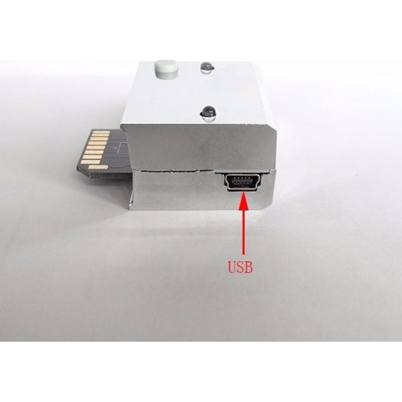 57,95 € Kostenloser Versand   Signalmelder Anti-Spion Wandmikrofon Sprachdetektor. Verbesserte Audioaufnahme. Hohe Stärke und sensibles Hören durch die Wand