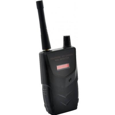 Portable wireless anti-spy detector. Hidden camera detector. Spy audio detector