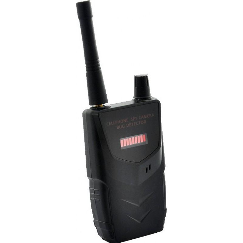 Detectores de Sinal Detector anti-espião portátil sem fio. Detector de câmera escondida. Detector de áudio espião