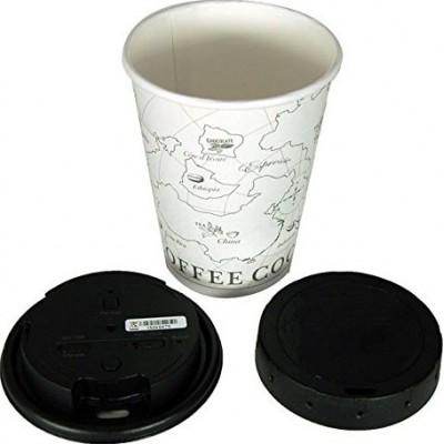 59,95 € Бесплатная доставка | Другие скрытые камеры Кофейная чашка шпионская камера. Скрытая камера 1080P Full HD