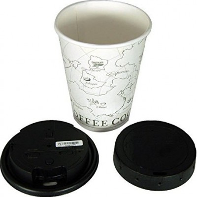59,95 € Free Shipping | Other Hidden Cameras Coffee cup spy camera. Hidden camera 1080P Full HD