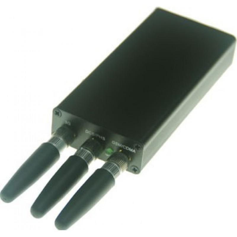 26,95 € 免费送货   手机干扰器 迷你信号阻断器 GPS