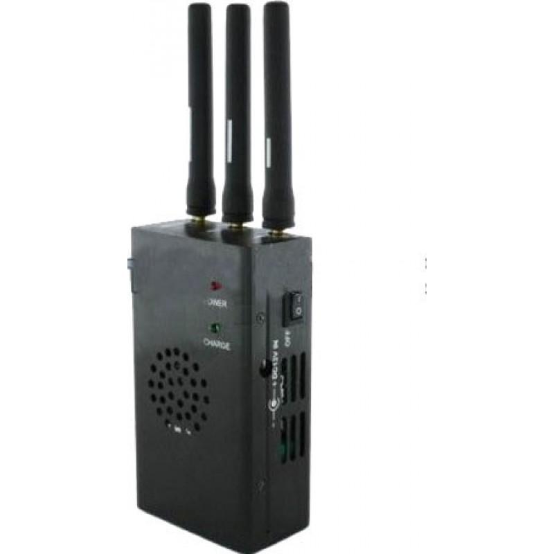59,95 € Бесплатная доставка   Блокираторы GPS Портативный мощный блокиратор сигналов GPS GPS Portable