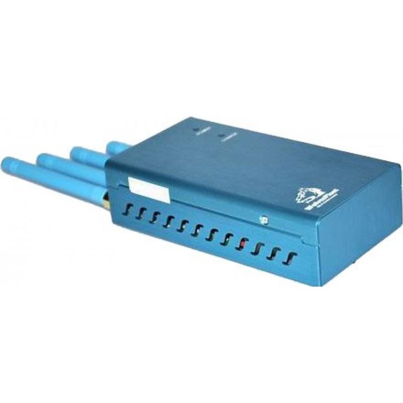 73,95 € Free Shipping | GPS Jammers High power portable signal blocker GPS GPS L1 Portable