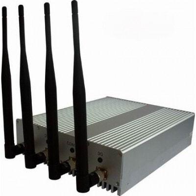 4 Antennensignalblocker mit Fernbedienung Cell phone