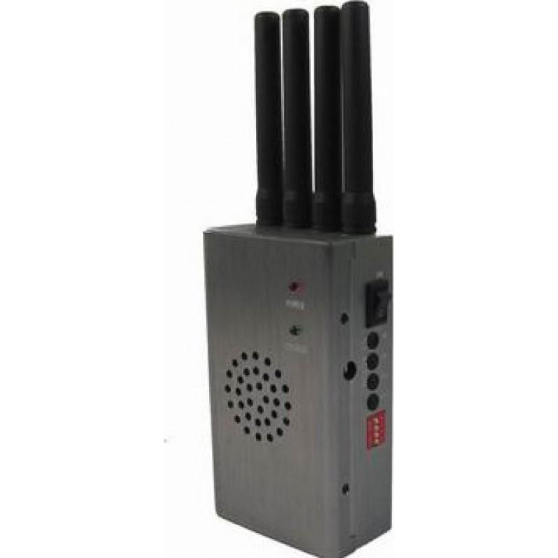 65,95 € Kostenloser Versand   Handy-Störsender Tragbarer Hochleistungs-Signalblocker mit Lüfter Cell phone 3G Portable