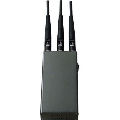 Portable handheld signal blocker Cell phone